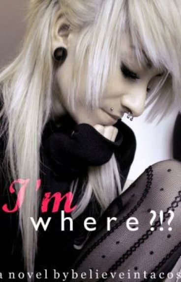 I'm Where?!? by BelieveInTacos