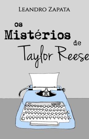 Os Mistérios de Taylor Reese   Temporada 2: 20.03.2019 by LeandroZapata