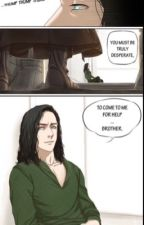 You Must Be Truly Desperate. . . (Thorki Oneshot) by shinyumbreongirl