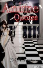Anime Book of Quotes by Zehel_Frau