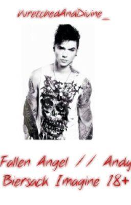 Fallen Angel    Andy Biersack Imagine 18 Andy Biersack 18