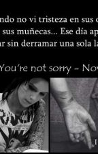 You're Not Sorry (Andy biersack y tu) by CSDIGL