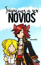♥Juguemos a ser Novios♥  | Finalizada | by -Swxetfx