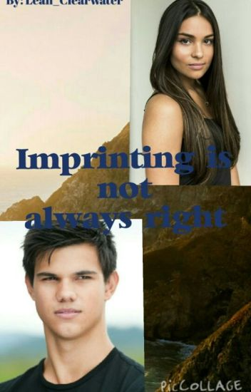 Imprinting is not always right *Jacob Black*