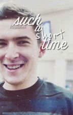 Such A Short Time (Aleks Marchant x Reader) by j0rdaddy