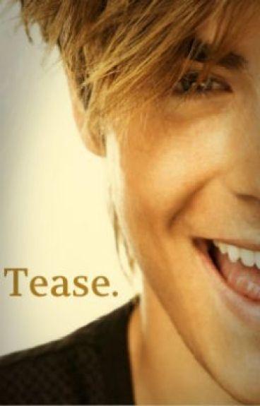 Tease. [LGBT] by KatieShakespeare