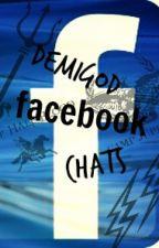 Demigod Facebook Chats by porcelainpegasus