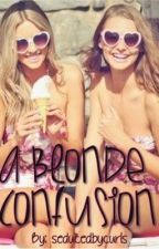 A blonde confusion (Niall Horan & Justin Bieber fanfic) by seducedbycurls