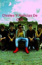 Chistes Y Noticias De CD9 by jisstorres