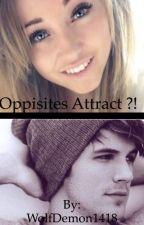 Opposite Attractions ?!? by BeautyandtheGamer