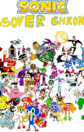 sonic crossover chronicles the amazing spiderman joe the hedgehog