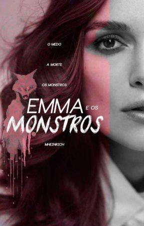 Emma e os Monstros - Jogo da Vida #1 by ttthisismo