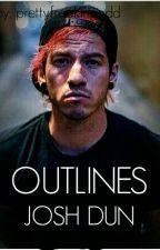 Outlines ~ Josh Dun by prettyfreakingodd