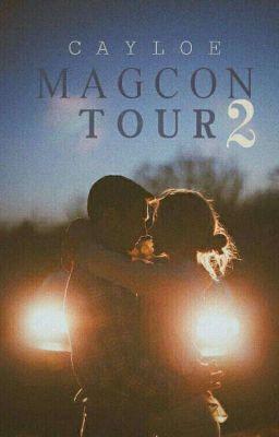 Đọc truyện Magcon tour 2 (Nash Grier fan fiction )