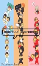 Haikyuu!! Scenarios [Requests: OPEN] by chieen-chan