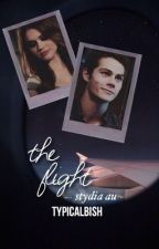 The Flight ➶ stydia au by typicalbish