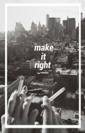 Make It Right h.s//a.g by sincerelyhariana