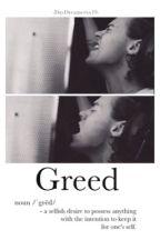 Greed |hs AU| by -DayDreamerxx-