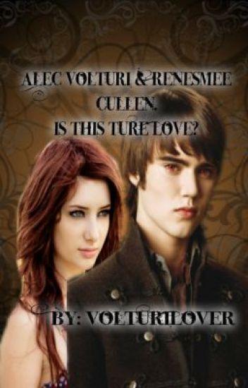 Alec Volturi & Renesmee Cullen . Is this true love? {Alec & Renesmee Love Story}
