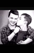 ((Gallavich Ian/Mickey)) I'mma teach ya how to behave by cas-will