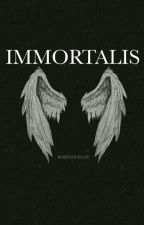 Immortalis || OGOC/C.D. by rosegoldlox