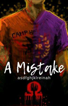 Meet the Demigods (No More Mist) [UNDER MAJOR EDITING] by asdfghjklreinah