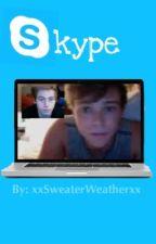 Skype (Lashton AU) by xxSweaterWeatherxx