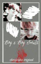 Kpop Boy x Boy Smuts [HIATUS] by cheejicake