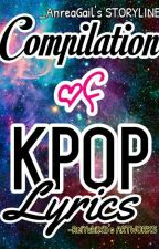 Compilation of Kpop Lyrics✨ by thyngnism