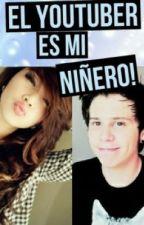 El Youtuber es mi niñero!! (Rubius y tu)PAUSADA by hillary-smile