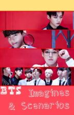 BTS Scenarios & Imagines by Yuinaru
