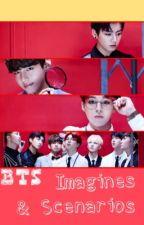 BTS Scenarios & Imagines by Yuinaru