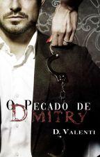 O Pecado de Dmitry - Degustação by deborah_Valenti