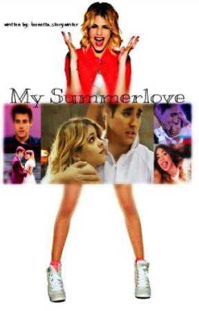 My Summer Love (part 1) by SanneLuykx