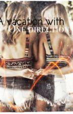 a vacation with One Direction (book 3) by saigie