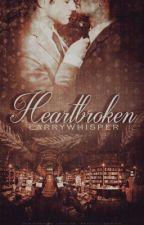 Heartbroken {l.s au} by larrywhisper