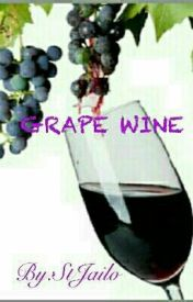 GRAPE WINE by StJailo