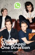 Chat on whatsapp || One Direction by zaynos