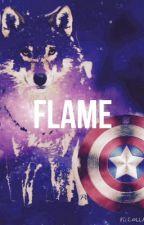 Flame by marvelwbu