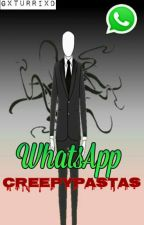 whatsapp creepypastas by GxturriXD