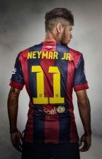 Fiction Neymar Jr by PandaRoseee