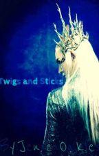 Twigs and Sticks (elf/human) by JensenOakles
