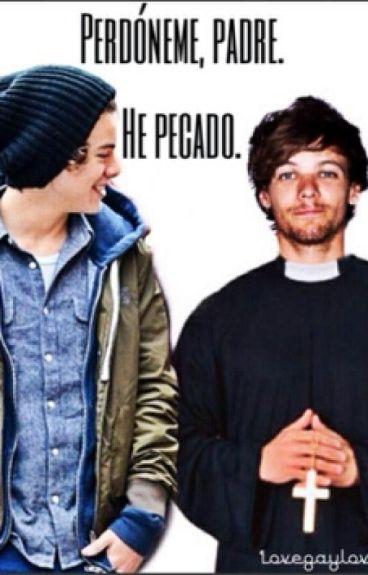 """Perdóneme, Padre. He Pecado."" - Larry"