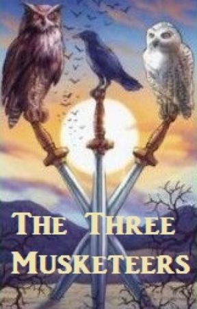 The Three Musketeers  by SDAdams