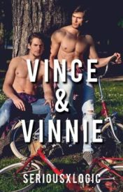 Vince & Vinnie by SeriousxLogic