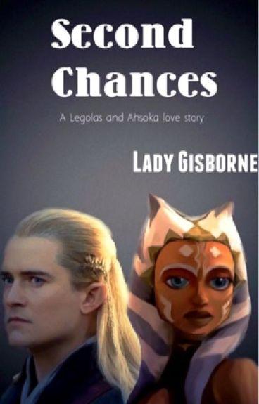 Second Chances: A Legolas and Ahsoka love story
