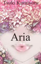 Aria (Gray x OC) by TsukiKuraiyoru