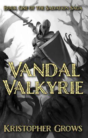 Vandal Valkyrie (Draft Version) by KristopherGrows