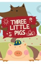 Three little pigs just for kids by melanieamada828