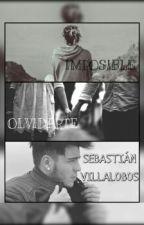 IMPOSIBLE OLVIDARTE||Sebastián Villalobos || by ariadnapdc99